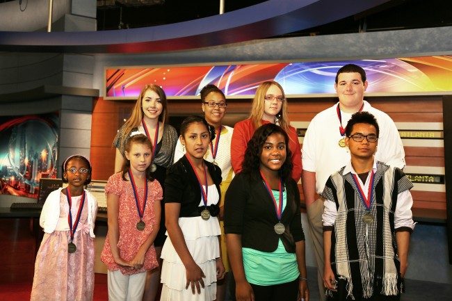 Student Achievement State Winners Earn Recognition